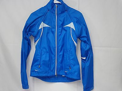 NIKE FIT STORM REFLECTIVE CONVERTIBLE RUNNING JACKET VEST-wmn small (4-6)