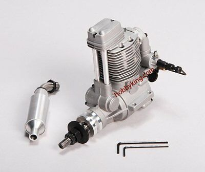 RC ASP FS91AR .90 Four Stroke Glow Engine