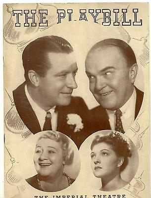 LEAVE IT TO ME Gaxton & Moore, Sophie Tucker, Mary Martin, Tamara, Cole Porter