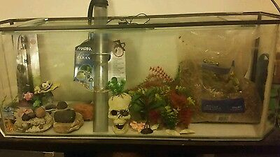 4Ft Fish Tank Set Up