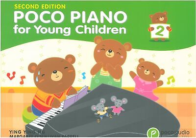 Poco Piano for Young Children Level 2 PS4836 YING YING NG POCO STUDIO NEW