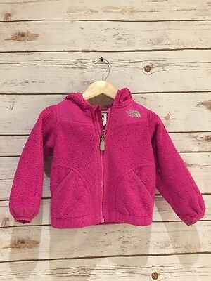 The North Face Coat Pink Baby Girl 12-18 Months