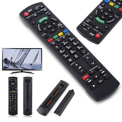 Intelligent TV N2QAYB000350 Remote Control Replacement Universal For Panasonic