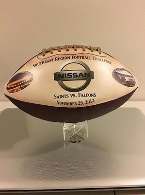 Nissan Commemorative Football Saints Vs Falcons Southeast Region
