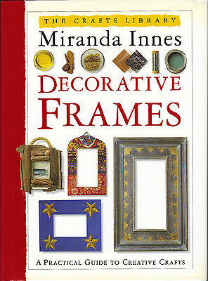 Decorative Frames Craft Book - lots of great ideas