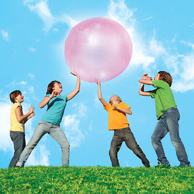 Inflatable Wubble Bubble Ball Door Ball Toys with/Air Pump Gift for Kids