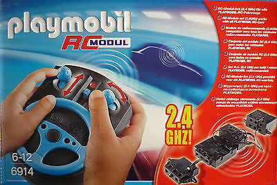 Playmobil ® 6914 RC-Modul-Set 2.4 GHz Neu/OVP