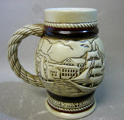 Collectable 1980s AVON pottery jug