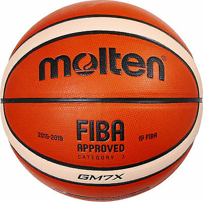 Molten BGM7X Basketball Indoor Outdoor FIBA APPROVED