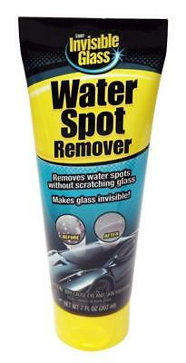 Invisible Glass Water Spot Remover - Glass Polish - Removes Sap, Bugs, Minerals