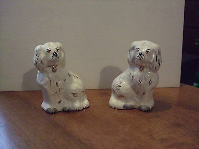 Beswick Dogs Pair Old English Dogs 1378/7