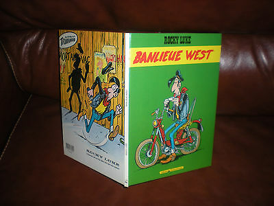 Rocky Luke Parodie Lucky Luke - Banlieue West - Edition 1988