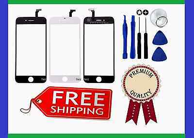 Digitizer Touch Screen Front Glass Replacement For Apple iPhone 4 5 5S 6 6S plus