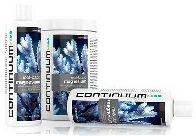 CONTINUUM MAGNESIUM ADDITIVE FOR REEF AQUARIA (High Quality) 250ml