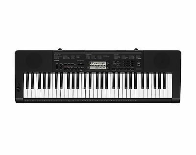 Casio CTK-3200 61-Key Touch Sensitive Personal Keyboard with Pitch Bend Wheel...