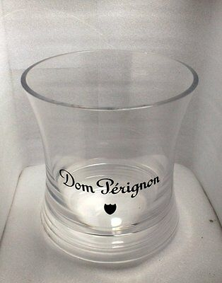 Acrylic Bucket Double Magnum  French Champagne Dom Perignon