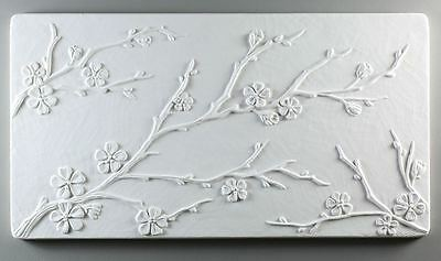 Cherry Blossom Texture Tile Mold - Glass Fusing