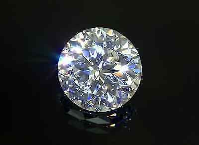 500x 3mm AAAAA quality white round brilliant cut cubic zirconia