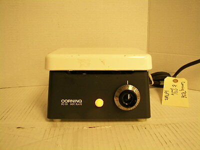 Corning Hot Plate PC-35  (8x6x5h) 120V 600 Watts