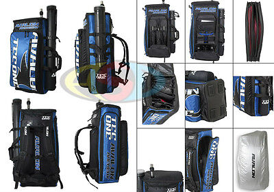Avalon Tec-One Full Option Recurve Archery Backpack Case Bag -Choose Your Colour