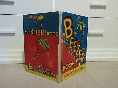 The BEEZER BOOK Annual - Year 1958 - D.C THOMSON-RARE