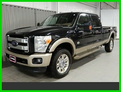 2013 Ford F-350 King Ranch Crew, 4x4, Diesel, Nav, Roof, 1-Owner, 2013 Ford F-350 King Ranch Crew Cab 4x4 SRW, LWB, Nav, Roof, 108k miles, 1-Owner