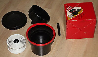Vintage Paterson Super System 4 Film Developing Tank, New