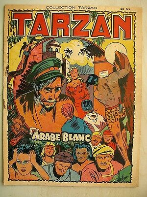COLLECTION TARZAN N°39 L'arabe blanc - Editions Mondiales 1947