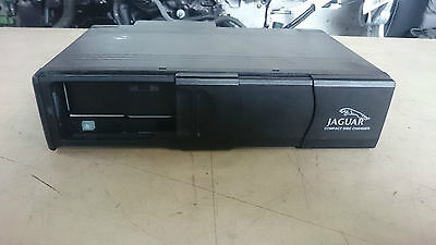 Jaguar X-Type S-Type Cd Player Disc Cd Changer 1X43-18C830-Ac
