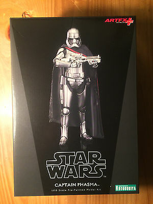 Star Wars Captain Phasma Kotobukiya ARTFX + 1/10 statue the force awakens