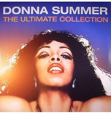 Donna Summer - The Ultimate Collection (Best Of)  - 2 x Vinyl LP *NEW*