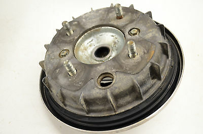 Honda Front Right Brake Drum Assembly & Shoes