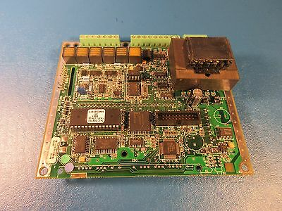 Mettler Toledo A15201100A Analog PC Board w Display, A156993300A