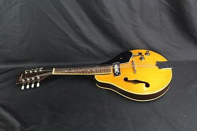 Vintage Sekova Electric Mandolin Broken Neck Joint AS-IS Parts/Repair