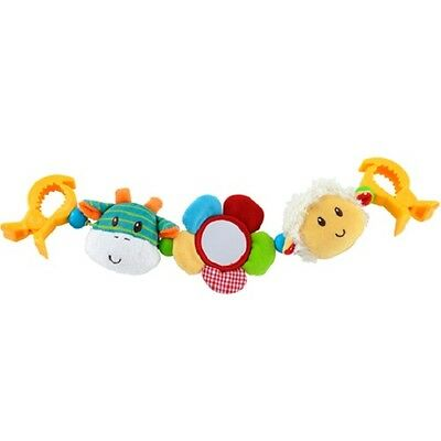 ELC Early Learning Centre Blossom Farm Pram Car Seat Chain