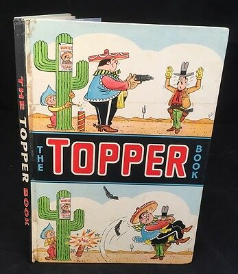 The Topper Annual Book 1965 - Fine- Example