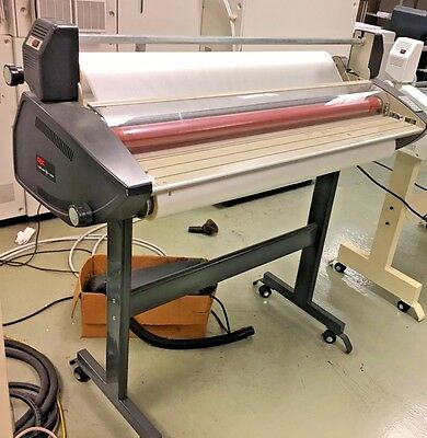 "GBC Catena 105, Thermal & Pressure Sensitive Film Laminator, 40"" Roll (GREAT)"