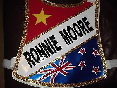 Ronnie Moore Speedway Race Jacket