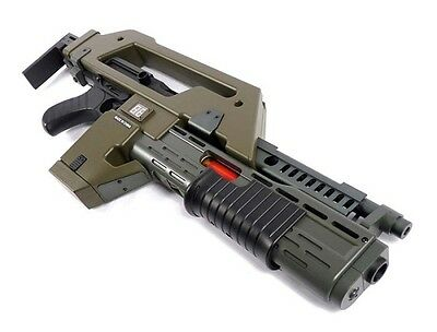 Aliens M41A Pulse Rifle Matrix Limited Edition Tan