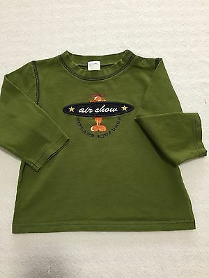 Long Sleeved Tee Shirt.  Size 18 -24 Months. Gymboree Label