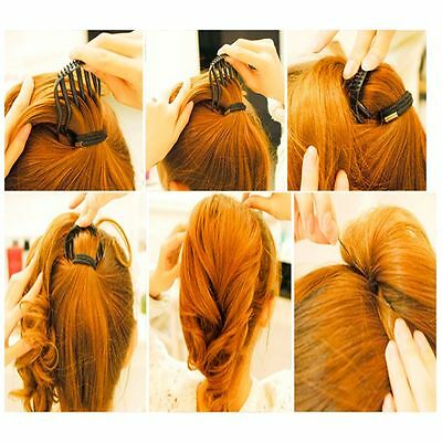 Durable Hot Sale Volume Inserts Bumpits Bouffant Ponytail Hair Clip Comb