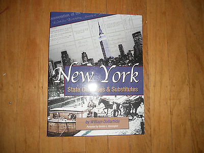 New York State Censuses And Substitutes Genealogy Book
