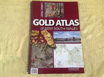 MINELAB RESEARCH, Doug Stone's Gold Atlas of New South Wales