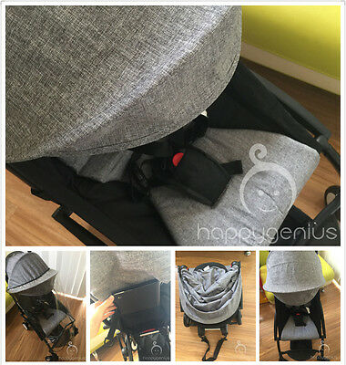Babytime yoyo Compact Lightweight Baby Stroller Pram Folding Travel Carry-on