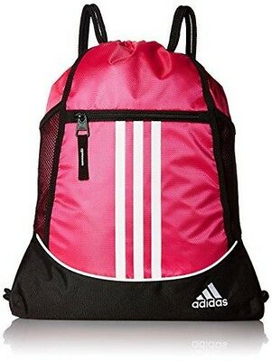 adidas Alliance II Sack Pack, One Size, Shock Pink