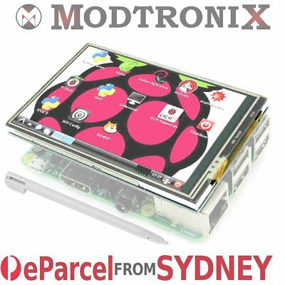 """3.5"""" Inch LCD Touch Screen Display 320*480 Raspberry Pi 3&2, eParcel from Sydney"""