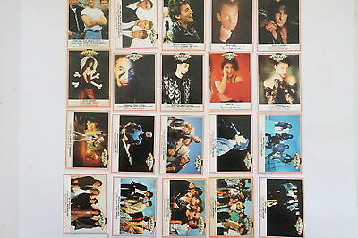 Bodalla Rock Star Collector Cards 20/30 cards issued 1990