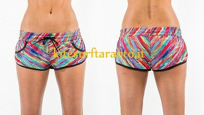 "Mystic woman Dazzled Boardshort 6,5"" 2016 2016 costume donna"