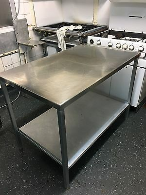 Stainless Steel Table Commercial Cooking Restaurant