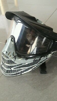 jt spectra paintball mask snow camo -looks cool !